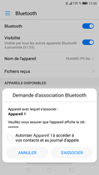 Huawei P9 Lite - Android Nougat - Bluetooth - connexion Bluetooth - Étape 8