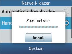 Samsung C3500 Chat 350 - Netwerk - gebruik in het buitenland - Stap 10