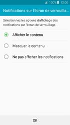 Samsung Galaxy J3 (2016) - Sécuriser votre mobile - Activer le code de verrouillage - Étape 11