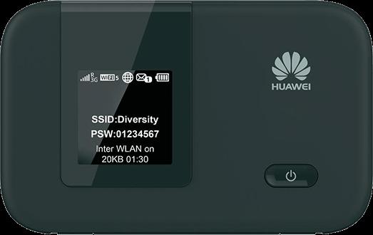 NOS Huawei E5372 - Primeiros passos - Como atualizar o firmware -  1