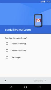 Huawei Google Nexus 6P - Email - Configurar a conta de Email -  12