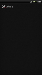 Sony Ericsson Xperia Neo met OS 4 ICS - Internet - Handmatig instellen - Stap 8