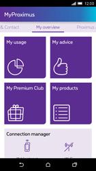 HTC One M9 - Applications - MyProximus - Step 13