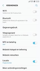 Samsung Galaxy J3 (2017) (SM-J330F) - WiFi - Mobiele hotspot instellen - Stap 5