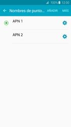 Samsung Galaxy S6 - Mensajería - Configurar el equipo para mensajes multimedia - Paso 15