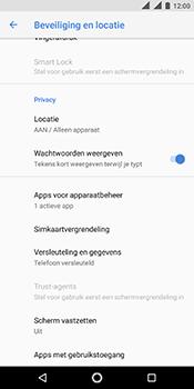 Nokia 5.1 - Beveiliging - pas de pincode voor je simkaart aan - Stap 5