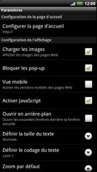 HTC Z715e Sensation XE - Internet - Configuration manuelle - Étape 14