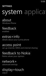 Nokia Lumia 720 - MMS - Manual configuration - Step 4