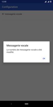 Nokia 9 - Messagerie vocale - configuration manuelle - Étape 13