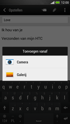 HTC One - E-mail - e-mail versturen - Stap 11