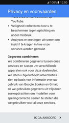 Samsung Galaxy S7 (G930) - Applicaties - Account aanmaken - Stap 15