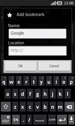 LG P940 PRADA phone by LG - Internet - Internet browsing - Step 6