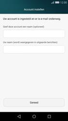 Huawei P8 Lite - E-mail - Handmatig Instellen - Stap 9