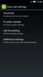 Alcatel OT-7041X Pop C7 - Voicemail - Manual configuration - Step 7