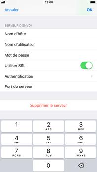 Apple iPhone 7 Plus - iOS 11 - E-mails - Ajouter ou modifier un compte e-mail - Étape 19