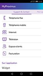 Huawei P8 Lite 2017 - Applications - MyProximus - Étape 18