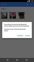 LG Google Nexus 5X (H791F) - Bluetooth - Transferir archivos a través de Bluetooth - Paso 8