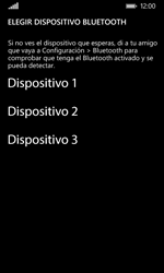 Nokia Lumia 635 - Bluetooth - Transferir archivos a través de Bluetooth - Paso 10