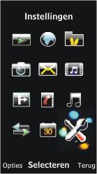 Sony Ericsson U10i Aino - Buitenland - Bellen, sms en internet - Stap 3