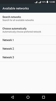Acer Liquid Zest 4G Plus - Network - Usage across the border - Step 9