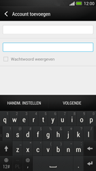 HTC One - E-mail - Account instellen (IMAP met SMTP-verificatie) - Stap 7