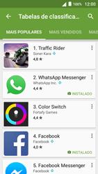 Alcatel Pop 3 - Aplicações - Como pesquisar e instalar aplicações -  7