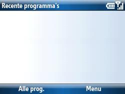 Samsung C6620 - Internet - handmatig instellen - Stap 3