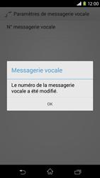 Sony Xperia M2 (D2303) - Messagerie vocale - Configuration manuelle - Étape 9