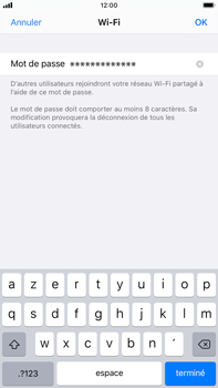 Apple iPhone 8 Plus - iOS 13 - Internet - comment configurer un point d'accès mobile - Étape 5