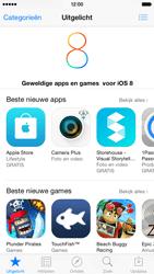 Apple iPhone 6 - Applicaties - Account instellen - Stap 4