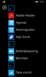 Microsoft Lumia 435 - SMS - SMS-centrale instellen - Stap 3