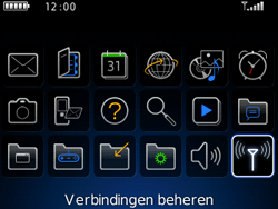 BlackBerry 8520 Curve - Netwerk - Gebruik in het buitenland - Stap 3