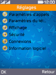 Archos F28 - Sécuriser votre mobile - Activer le code de verrouillage - Étape 4