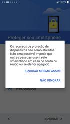 Samsung Galaxy S7 - Primeiros passos - Como ativar seu aparelho - Etapa 11
