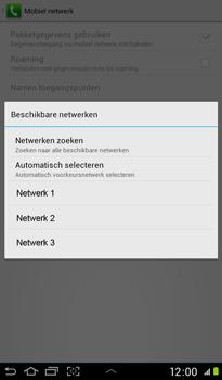 Samsung P3100 Galaxy Tab 2 7-0 - Netwerk - gebruik in het buitenland - Stap 10