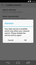 Huawei Ascend P7 - Network - Usage across the border - Step 6
