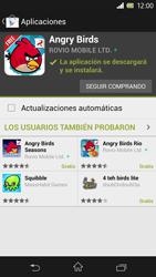 Sony Xperia Z - Aplicaciones - Descargar aplicaciones - Paso 18