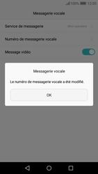 Huawei Y6 (2017) - Messagerie vocale - Configuration manuelle - Étape 10
