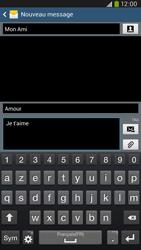 Samsung I9205 Galaxy Mega 6-3 LTE - MMS - envoi d'images - Étape 12