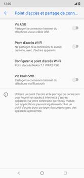 Nokia 7.1 - Internet et connexion - Utiliser le mode modem par USB - Étape 8
