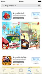 Apple iPhone SE iOS 10 - Aplicações - Como pesquisar e instalar aplicações -  13