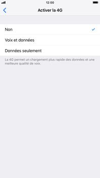 Apple iPhone 6 Plus - iOS 12 - Réseau - Activer 4G/LTE - Étape 6