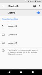 Sony Xperia XZ1 - Internet et connexion - Connexion avec un équipement multimédia via Bluetooth - Étape 8
