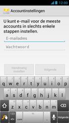 Acer Liquid Z5 - E-mail - Handmatig instellen - Stap 5