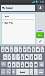 LG E460 Optimus L5 II - Mms - Sending a picture message - Step 11