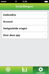 Apple iPhone 4S met iOS 5 (Model A1387) - WiFi - KPN Hotspots configureren - Stap 9