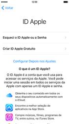 Apple iPhone iOS 9 - Primeiros passos - Como ativar seu aparelho - Etapa 21