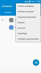 Wiko Fever 4G - Contactgegevens overzetten - delen via Bluetooth - Stap 4