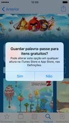 Apple iPhone SE iOS 10 - Aplicações - Como pesquisar e instalar aplicações -  17