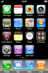 Apple iPhone 3G - Voicemail - Manual configuration - Step 1
